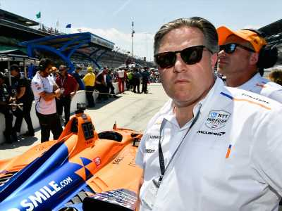 McLaren CEO Zak Brown on Indy 500 debacle: We made so many mistakes