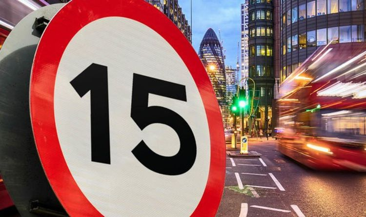 First UK 15 mph speed limit to be introduced, heres where it is expected to launch