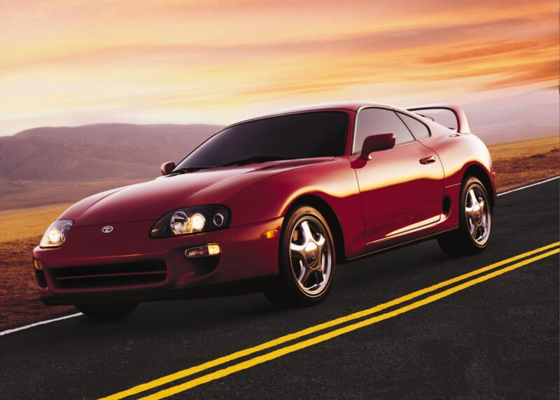 Toyota Will Start Building Old Supra Parts Too