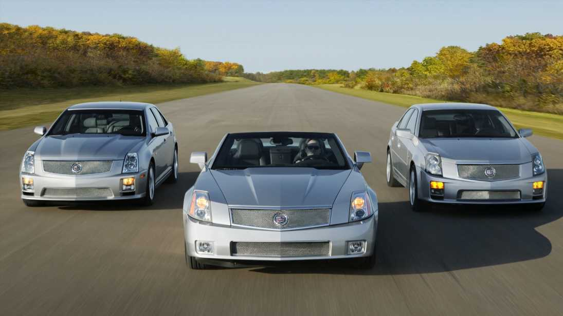 Cadillac V Cars: The Ghosts of High-Po Caddys Past, Present, and Future