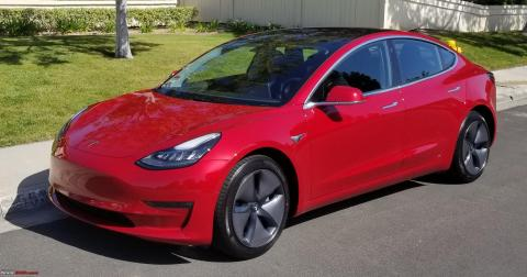 Tesla opens bookings for made in China Model 3