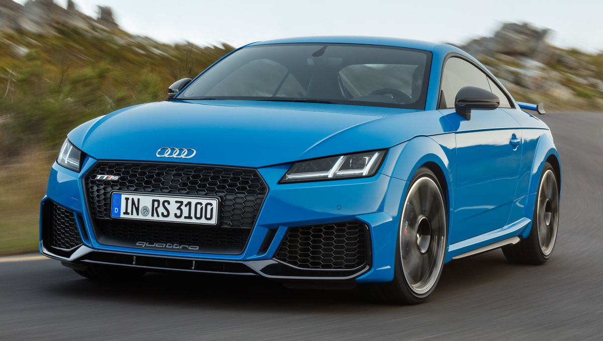 Next Audi TT to go electric; A8, R8 may follow – report