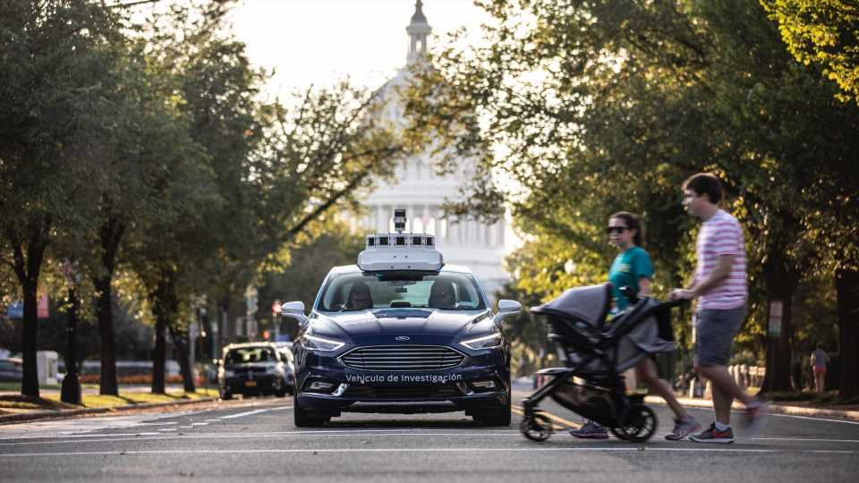 Here's How Ford Plans to Make Money Off Self-Driving Cars