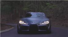 Try the A90 Toyota Supra's auto with an open mind; but if manual still wanted, we could do it – Tada