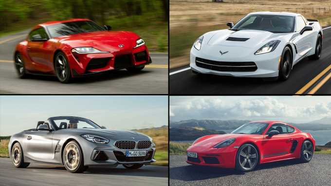 Refreshing or Revolting: Toyota Supra Vs. its Sports Car Competition