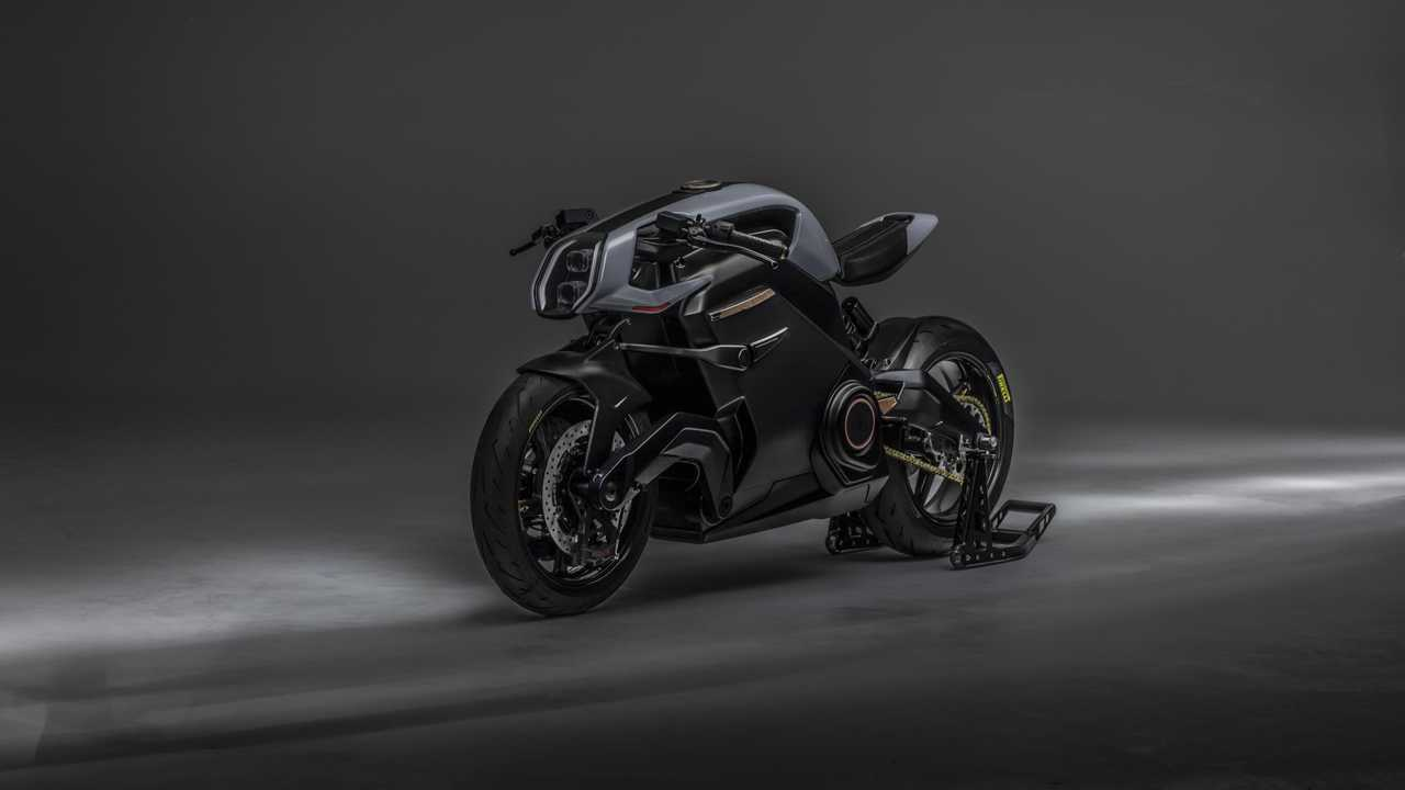 Arc Vehicle Is Raising Funds For Arc Vector Motorcycle