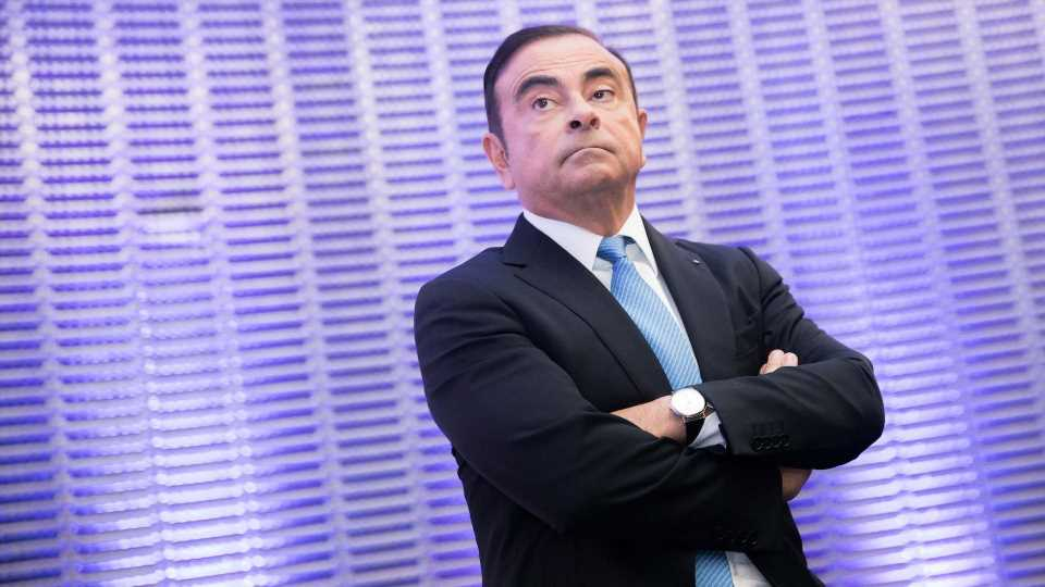 Nissan Chairman Carlos Ghosn and American Exec Ousted Over 'Significant Acts of Misconduct'