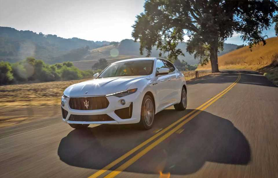 2019 Maserati Levante GTS Review: Nothing Wrong With This Crossover a Ferrari V-8 Can't Cure