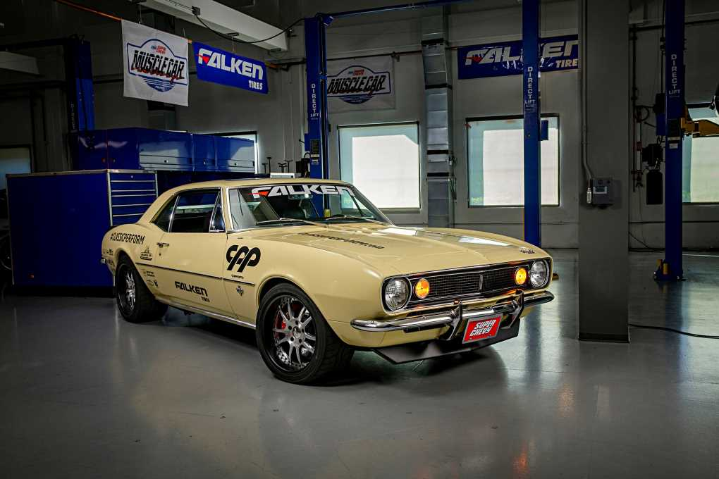 High Tech Meets Classic on This 1967 Camaro Built by Classic Performance Products