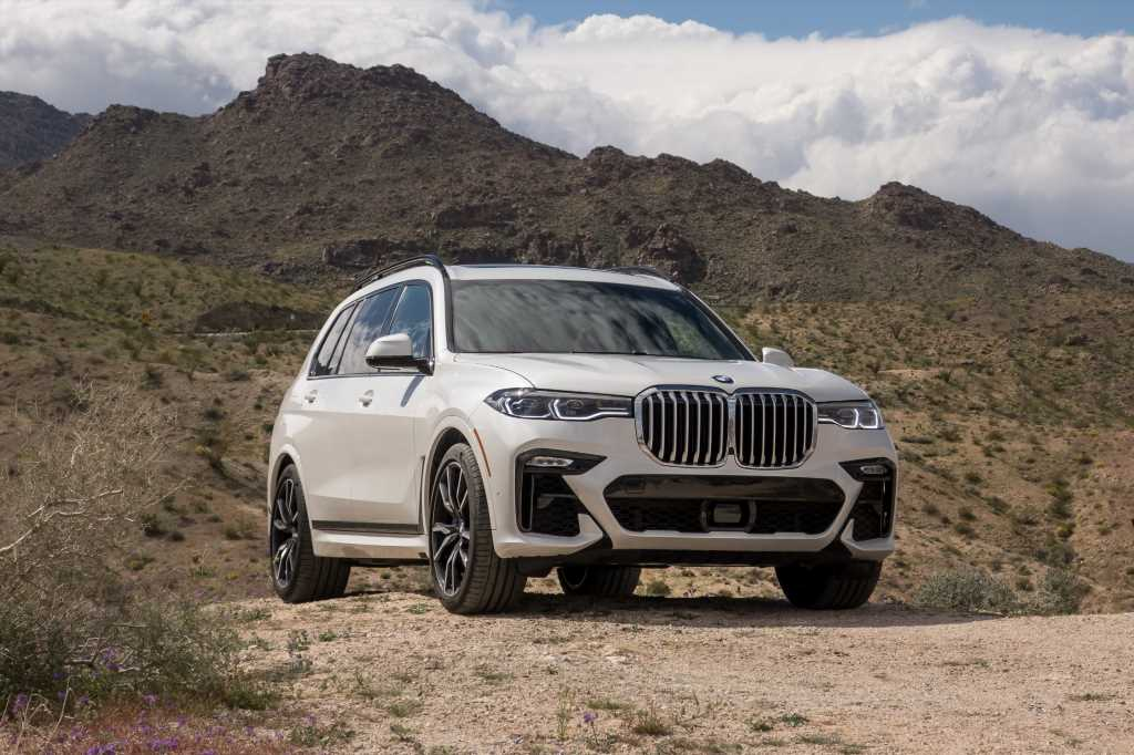 2019 BMW X7 Review: Late to the Party, Bringing Caviar
