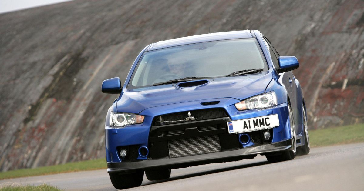 The Mitsubishi Lancer Evo Might Be Coming Back After All