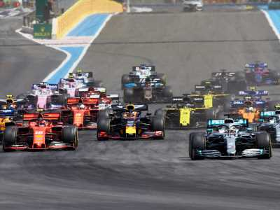 F1 Austrian Grand Prix preview: By the numbers