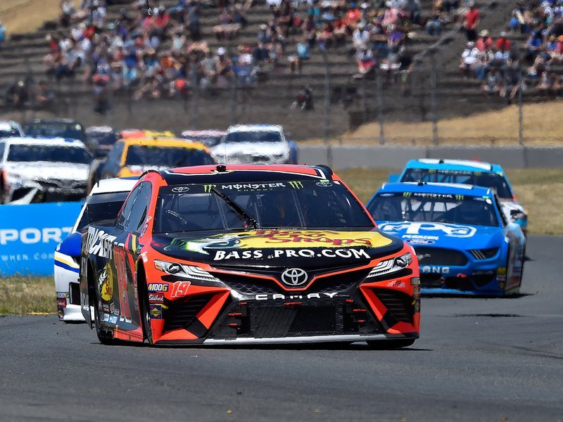 Racing on TV ratings, results: NASCAR wins the week
