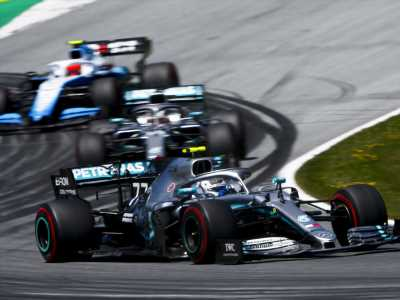 Lewis Hamilton penalized after F1 Austrian Grand Prix qualifying