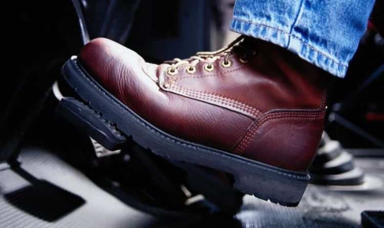 The list of shoe types you shouldn't wear while driving that can land you a HUGE fine