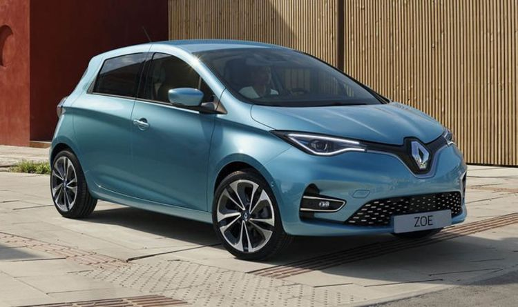 New Renault Zoe REVEALED with more range, bigger battery and more power