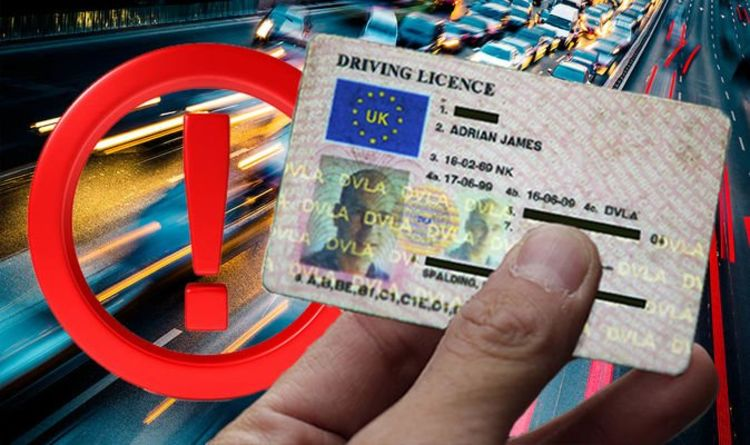 DVLA driving licence – UK drivers instantly missing out every year for this error