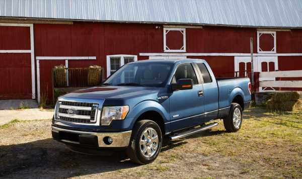 2013 Ford F-150 trucks recalled for second time over transmission update