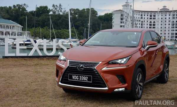 2019 Lexus NX 300 range officially launched – now with Lexus Safety System+, lowered prices fr RM314k