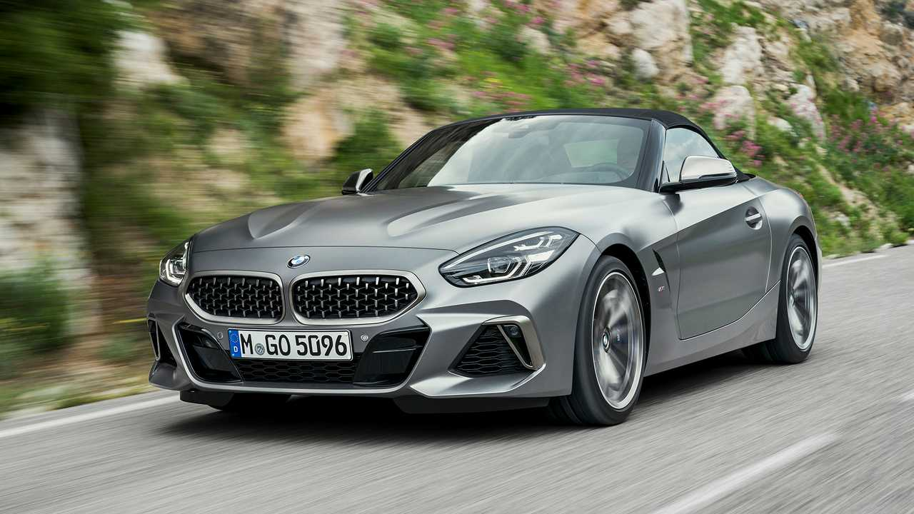 Most Expensive BMW Z4 Costs $74,745