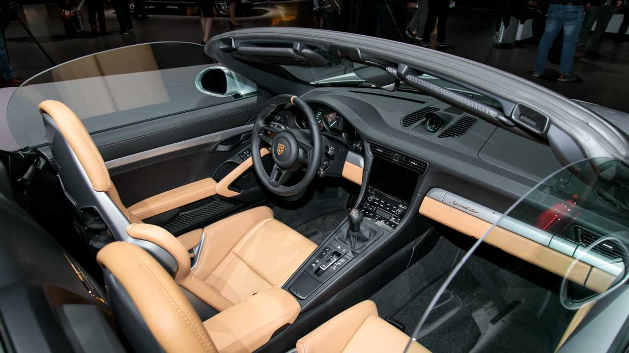 Porsche 911 Heritage Design Packages Coming Next Year