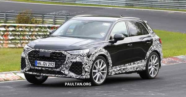 SPIED: 2020 Audi RS Q3 to get up to 400 PS, 480 Nm?