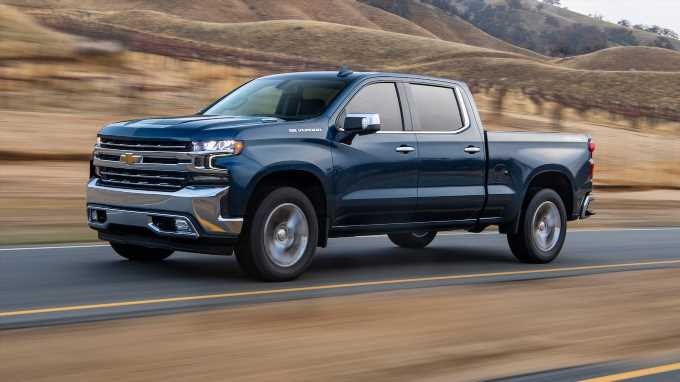 Review: The 2020 Chevrolet Silverado 1500 Diesel Has a Sweetheart of an Engine