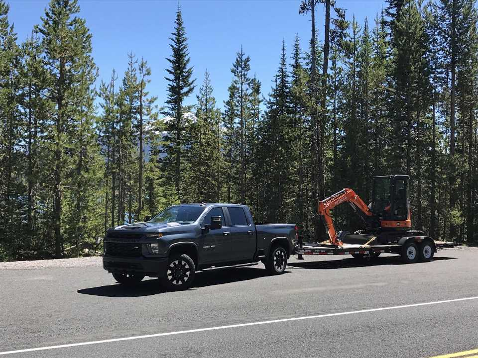 First drive: Heavy-duty diesel hauls 2020 Chevy Silverado HD to the front of the class