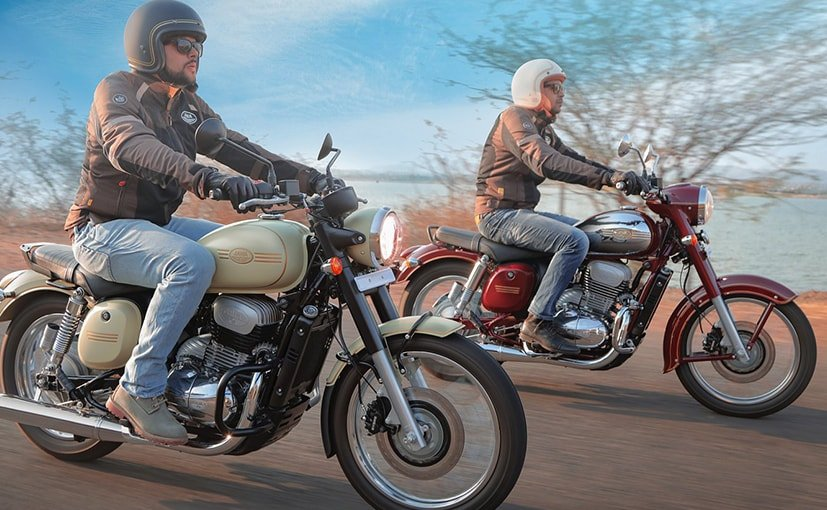 Jawa Motorcycles Introduces Accessories & Riding Gear