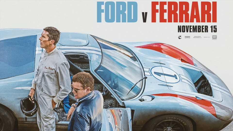 The Ford v. Ferrari Movie Will Be Hollywood's Take on the Epic Rivalry