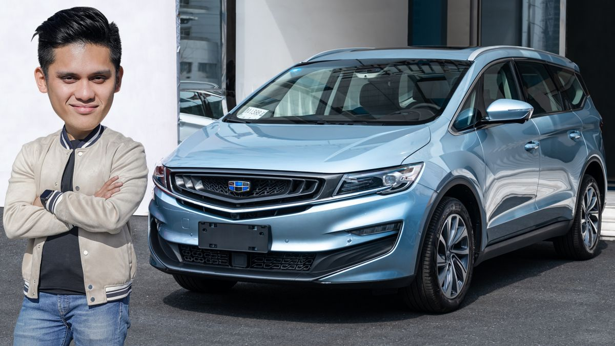 FIRST LOOK: 2019 Geely Jiaji – next Proton MPV?