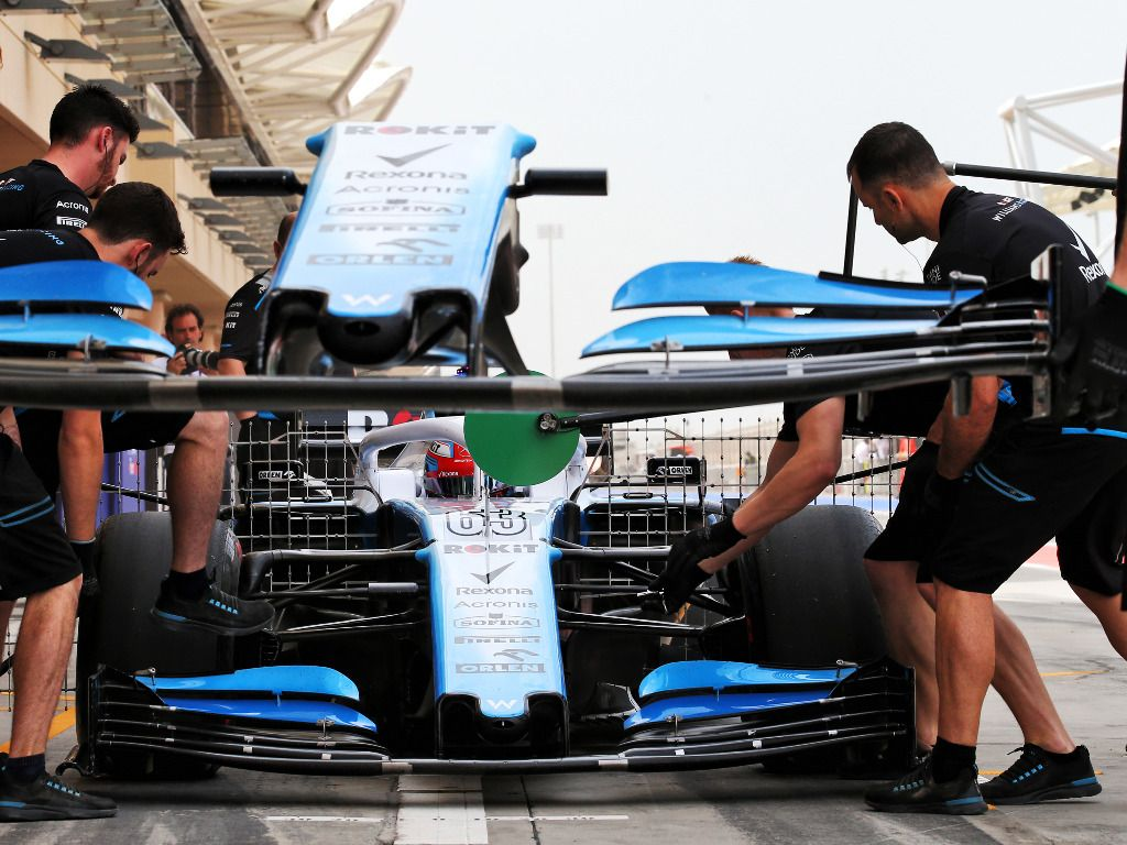 Williams: Next updates will tell the full story