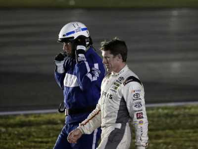 Joe Gibbs still doesn't understand why Carl Edwards retired from NASCAR