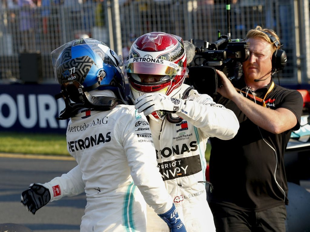 Ross Brawn: Mercedes would win the title by Monza