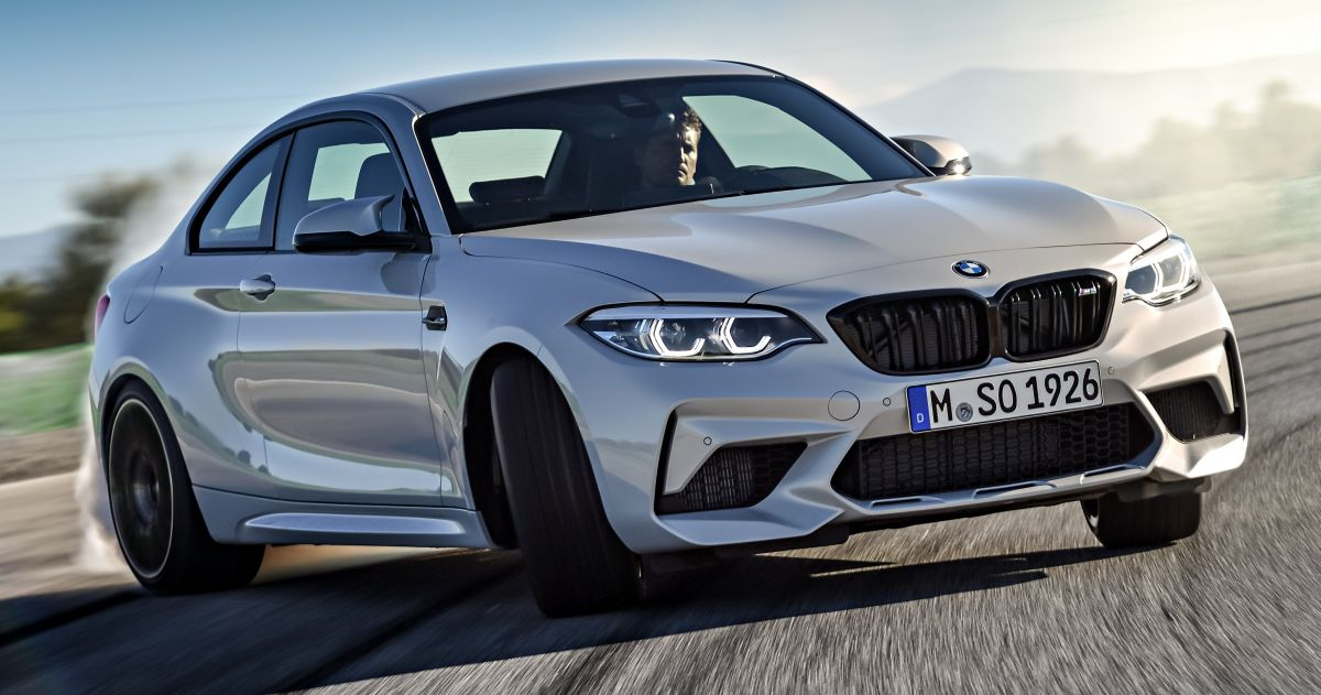 BMW M2 Competition debuts in M'sia – from RM627k