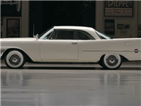 Join Jay Leno and check out this fuel-injected 1958 Chrysler 300D