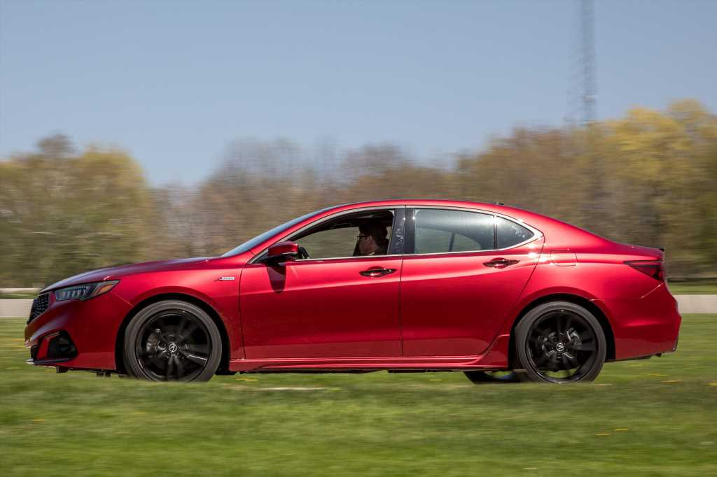 2020 Acura TLX PMC Edition: How Special Is This Special Edition?