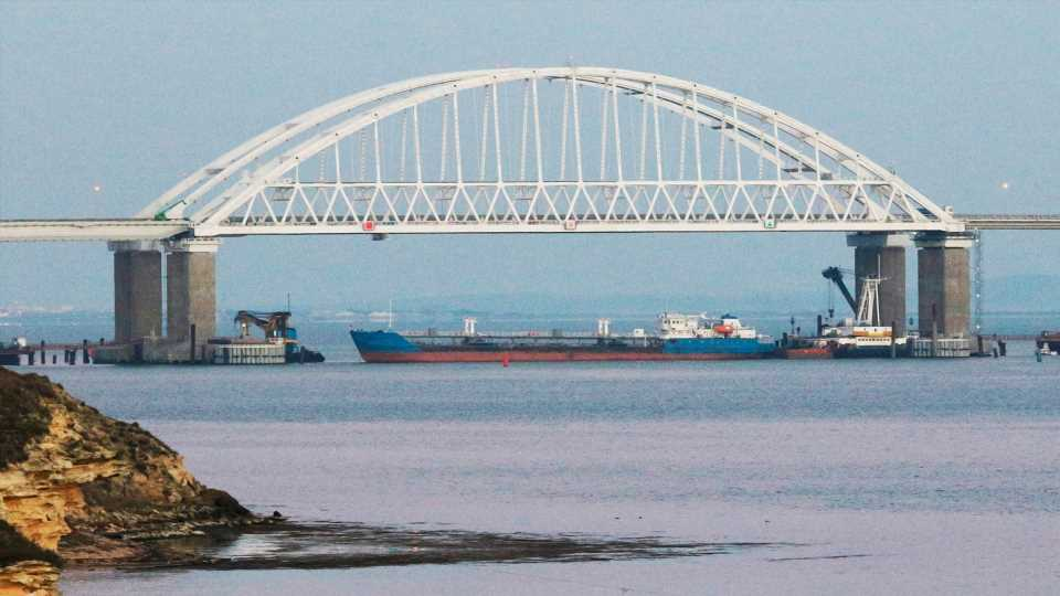 Tensions Between Ukraine And Russia Boil Over In Sea Of Azov As Chances For War Escalate (Updated)