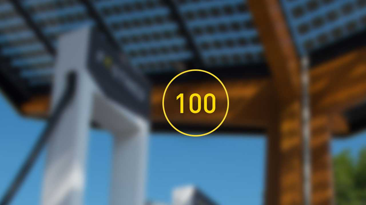 Fastned Launches Its 100th Fast Charging Station