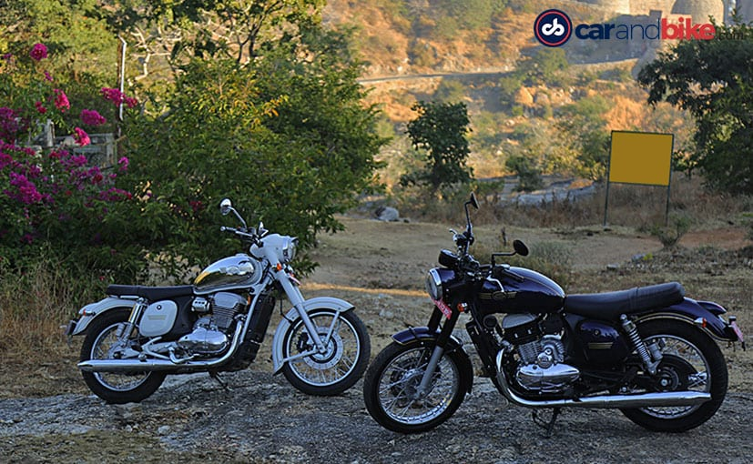 Jawa & Jawa Forty Two Dual-Channel ABS Deliveries To Start This Month