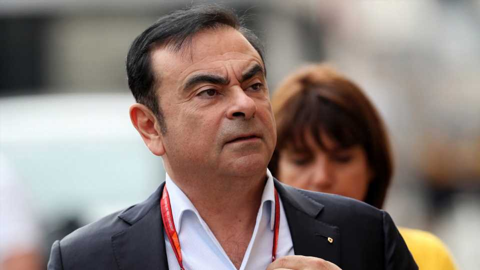 Former Chairman Carlos Ghosn Used Nissan Funds to Purchase Houses, Pay Family: Report