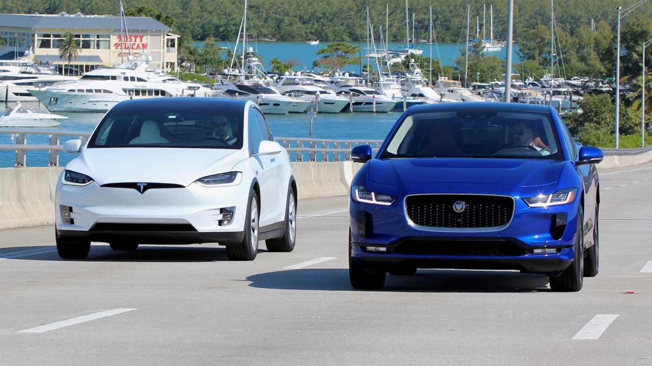General Motors Currently Benchmarking Tesla Model X, I-Pace And e-tron