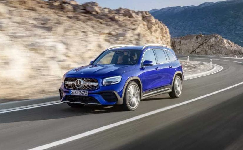 The Mercedes-Benz GLB Is Compact 7 Seater SUV