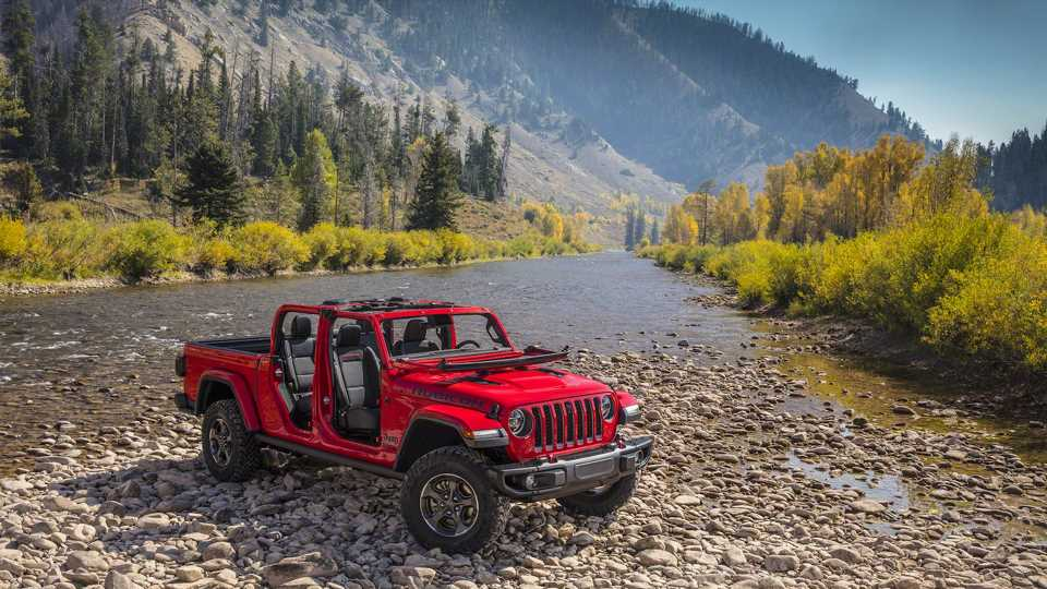 2020 Jeep Gladiator Pickup Truck: Everything You Need to Know, and Then Some