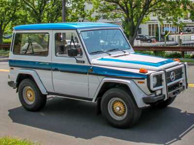 Street-Spotted: Mercedes-Benz 280 GE
