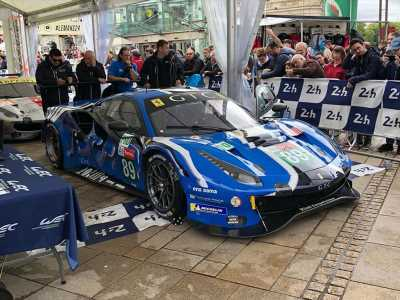 'The Marshall Pruett Podcast' Ep. 590: The Day at Le Mans, June 11