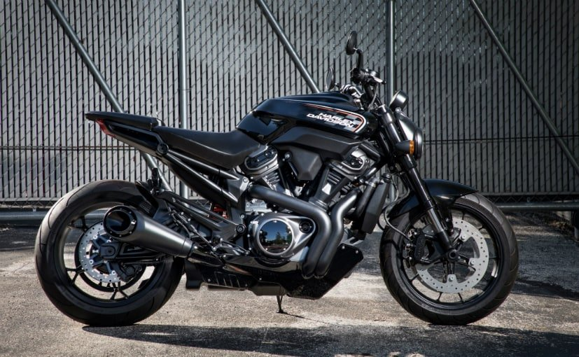 Harley-Davidson Streetfighter Could Be Called 'Bareknuckle'