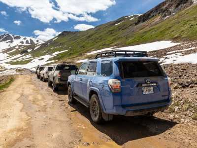 2020 Toyota 4Runner and Tacoma take on Moab and the Colorado high country