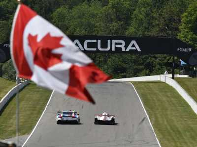 Huge contingent of Canadians on hand for IMSA Racing at Canadian Tire Motorsport Park