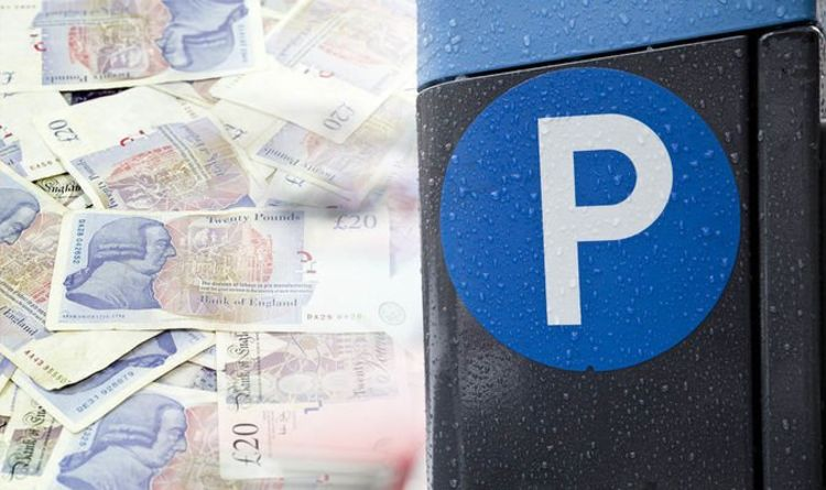 Parking charges set to rake in £1billion for UK councils